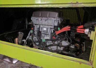 Westfalia motor